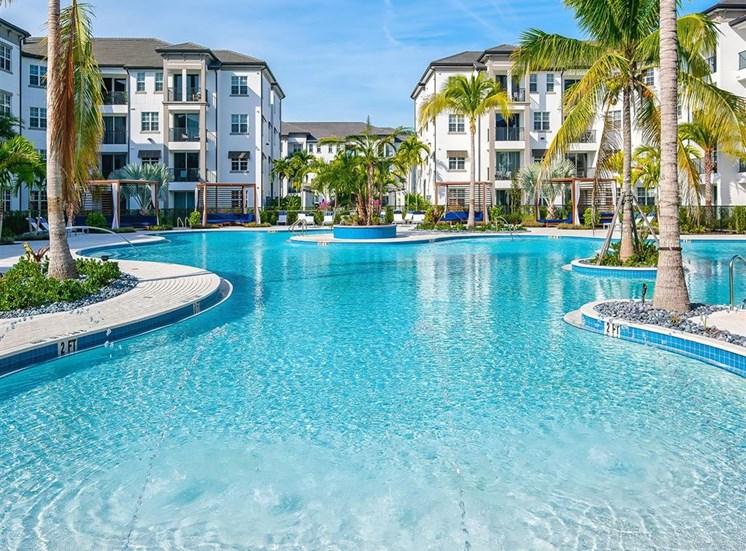 Pool at Inspira, Naples, FL
