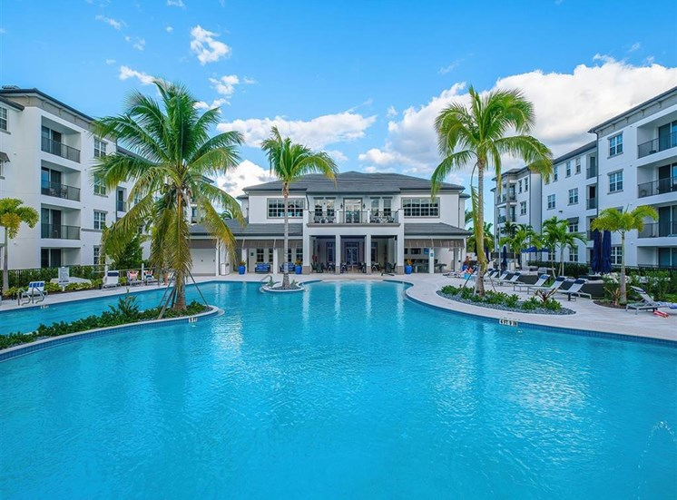 Pool at Inspira, Naples, FL, 34113
