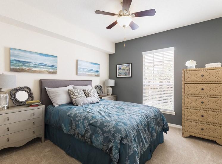 Bedroom 1 in 2-Bedroom Townhome