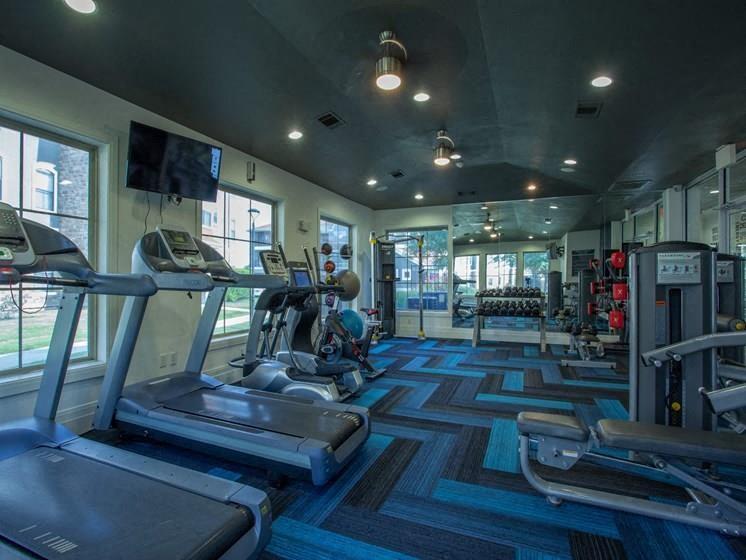 Fitness Center Access at Teravista, Round Rock, Texas