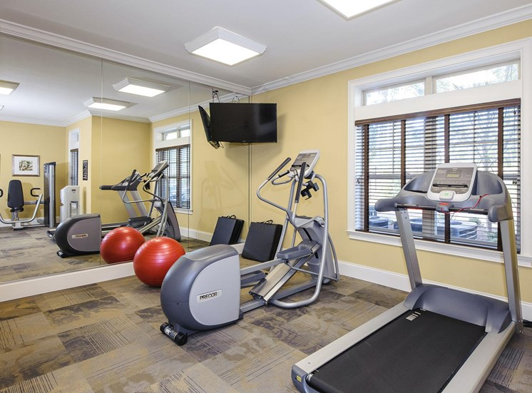 The Legacy at Walton Heights Fitness Center
