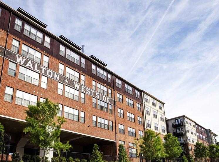 Urban living at Westside, 790 Huff Rd. NW  Atlanta, Georgia 30318