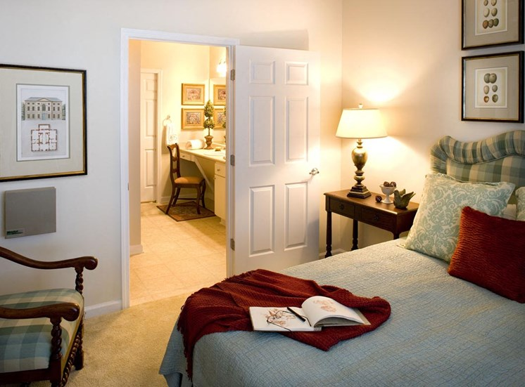 The Legacy at Walton Village Apartment Bedroom