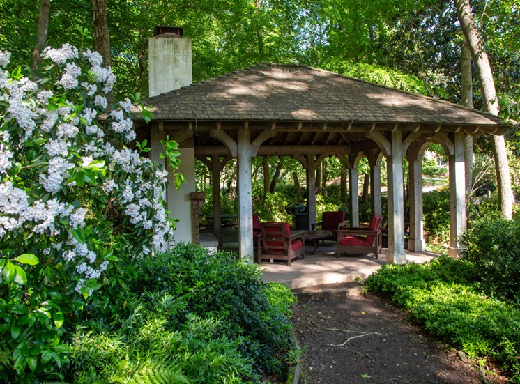 Walton on the Chattahoochee Gazebo