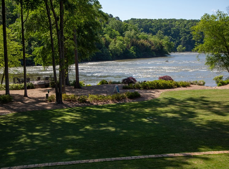 Walton on the Chattahoochee River Views