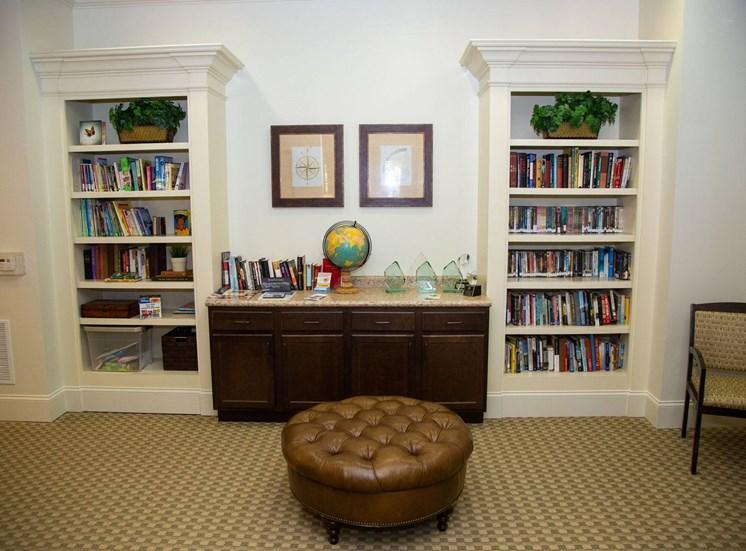 The Legacy at Walton Overlook Apartment Homes, Acworth GA Library