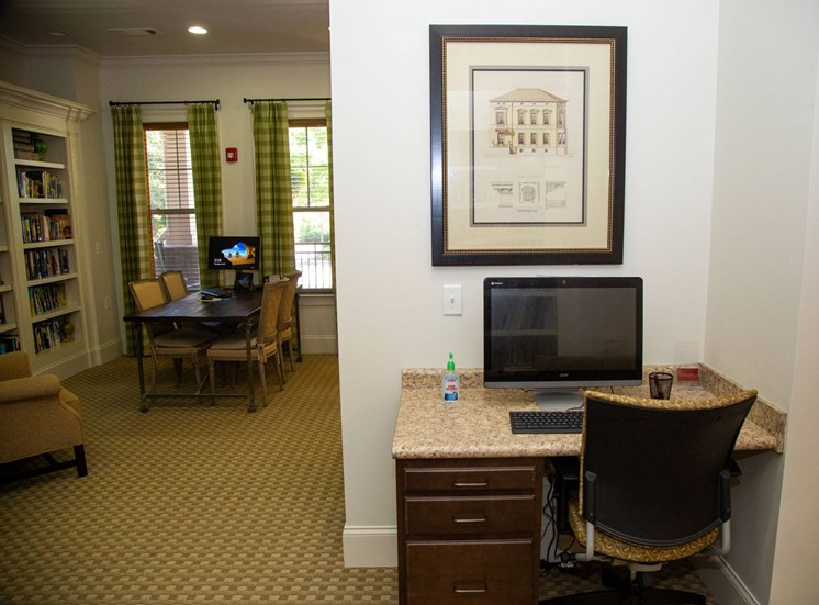 The Legacy at Walton Overlook Apartment Homes, Acworth GA Business Center