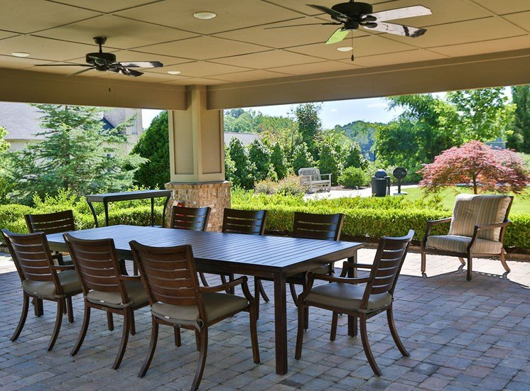 The Legacy at Walton Park Apartment Homes , Acworth GA Gazebo Courtyard