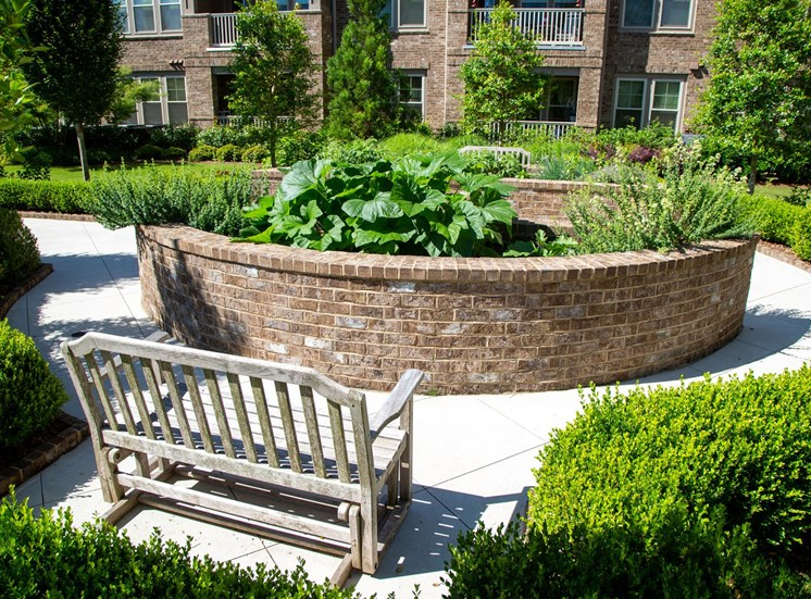 The Legacy at Walton Park Apartment Homes , Acworth GA Organic Vegetable Garden