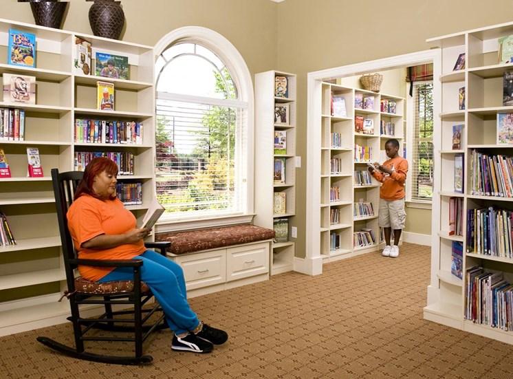 The Legacy at Walton Overlook Library, Acworth, GA