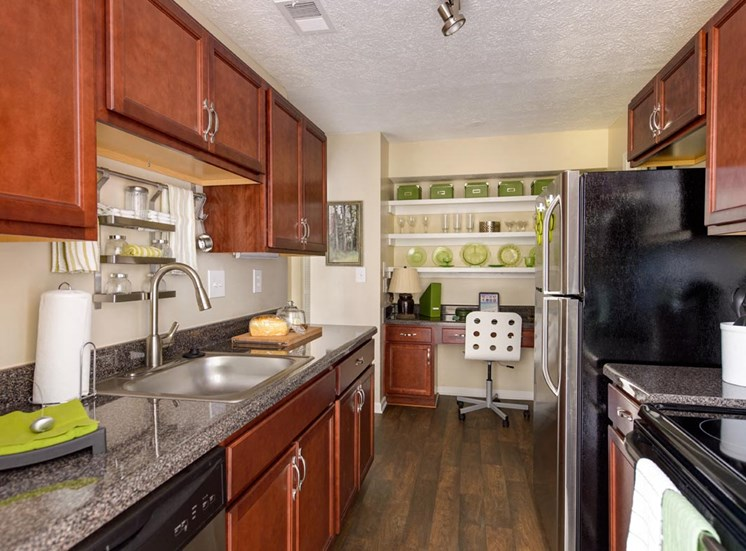 Walton Grove Model Kitchen, Smyrna GA