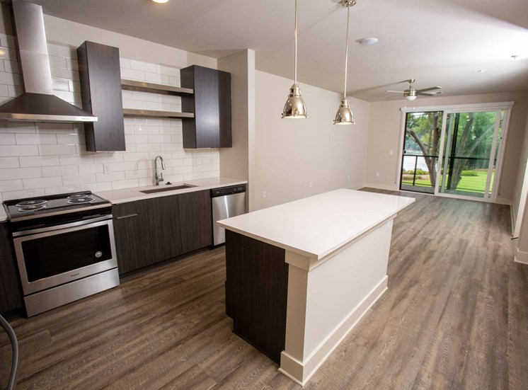 Chattahoochee Riverside Apartment Homes, Atlanta, GA  Designer Kitchen