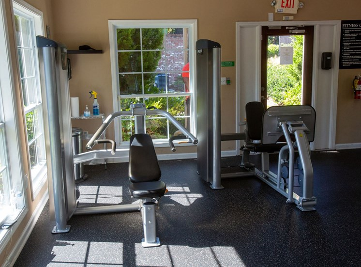 Walton Crossing Apartment Homes Fitness Center
