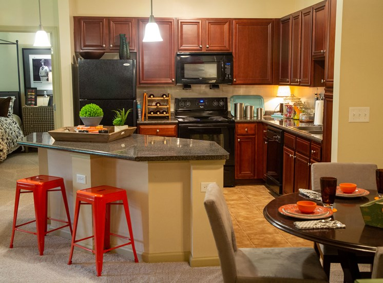 Walton Lakes, Camp Creek Parkway Apartment Home Kitchen