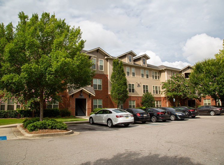 The Legacy at Walton Oaks Apartment Homes, Augusta GA Off Street Parking