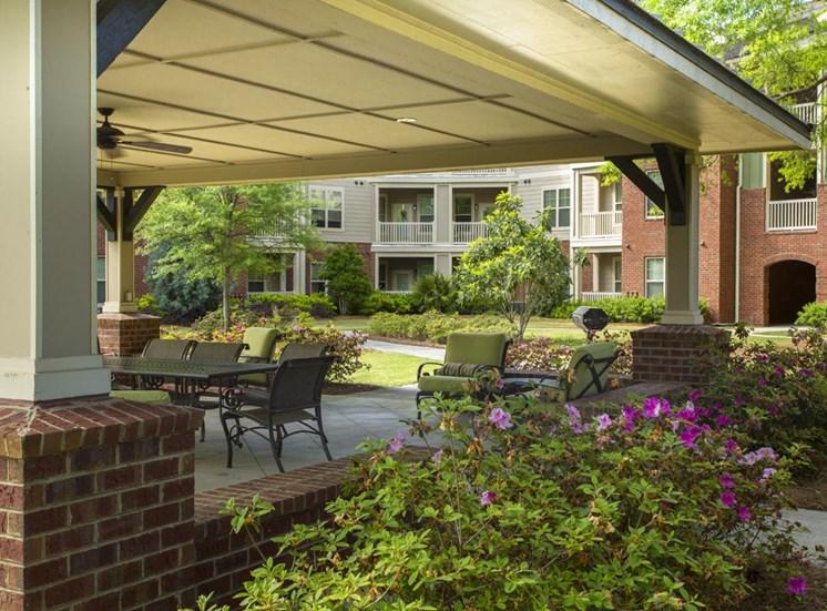 The Legacy at Walton Oaks Apartment Homes, Augusta GA Gazebo Courtyard