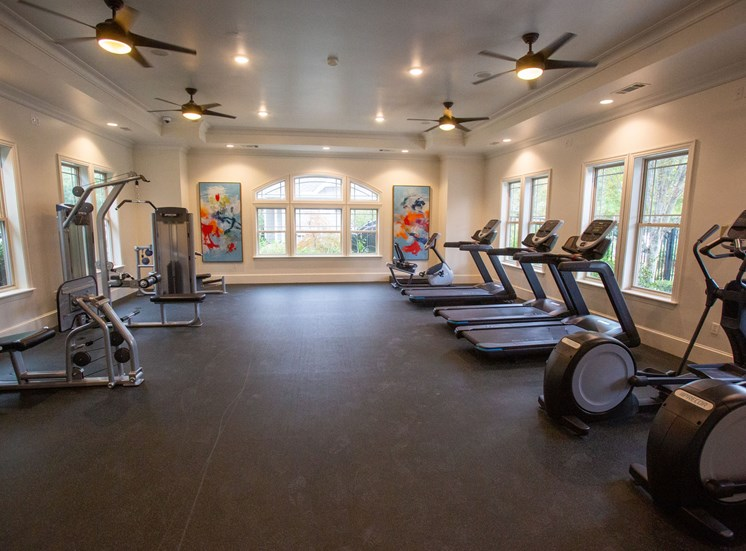 Walton Reserve Apartment Homes Fitness Center