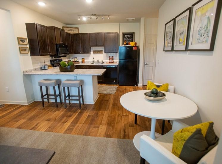 Walton Ridge Apartment Home Kitchen