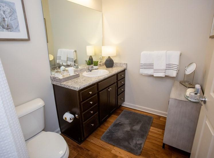 Walton Ridge Apartment Home Bathroom