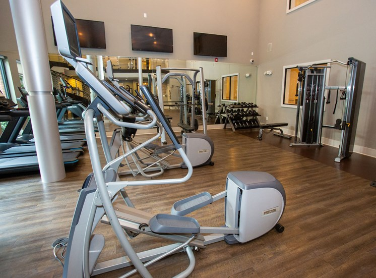 Walton Riverwood Apartment Homes  Atlanta, GA Fitness Center