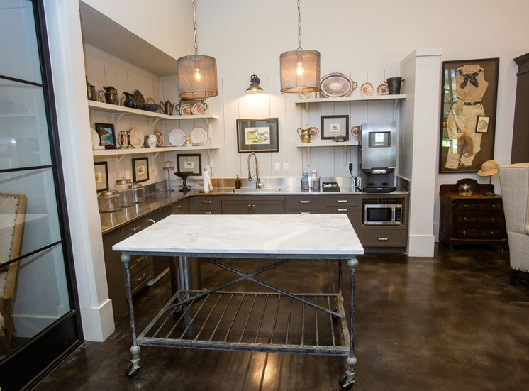 Walton Riverwood Apartment Homes  Atlanta, GA Community Room
