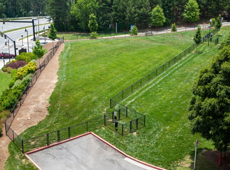 Walton Riverwood Apartment Homes  Atlanta, GA Fenced Dog Park