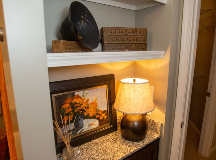 Walton Riverwood Apartment Homes  Atlanta, GA Storage