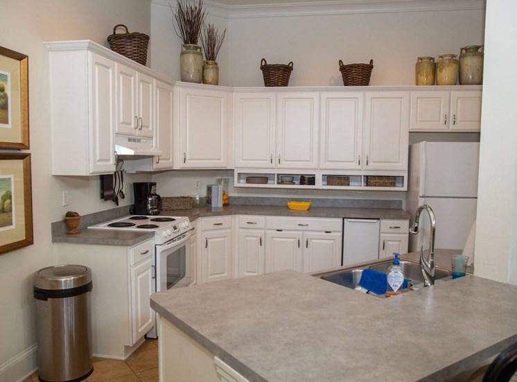 Legacy at Walton Village Apartment Homes, Marietta Ga Legacy Center Kitchen