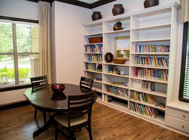 Walton Village Apartment Homes, Marietta GA Library