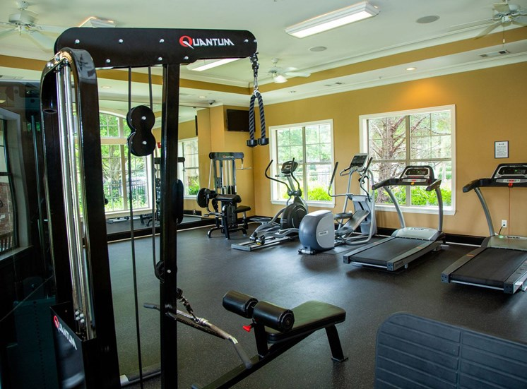 Walton Village Apartment Homes, Marietta GA Fitness Center