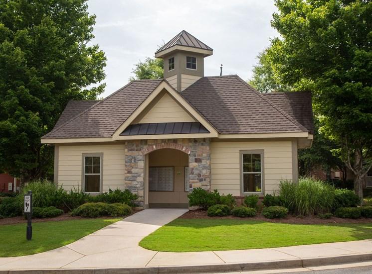 Walton Village Apartment Homes, Marietta GA Mail Center