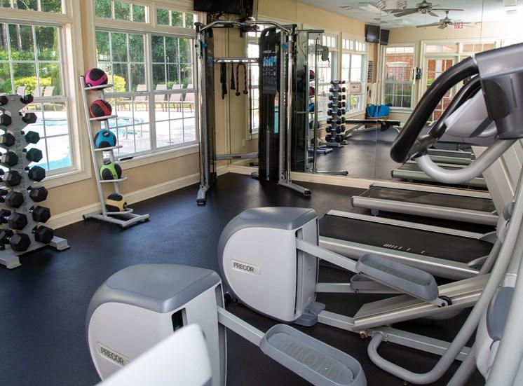 Walton Vinings Apartment Homes Fitness Center