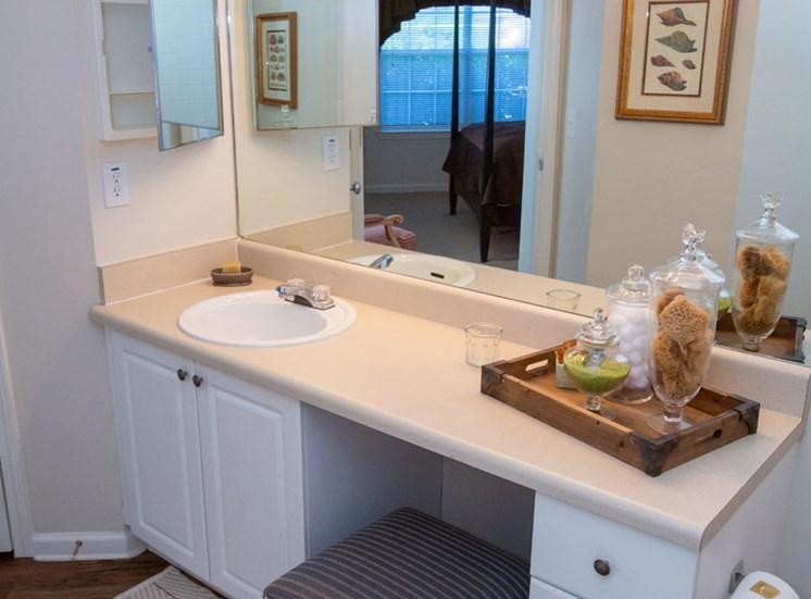 Walton Vinings Apartment Homes Bathroom