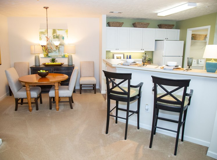 Walton Vinings Apartment Homes Kitchen and Dining