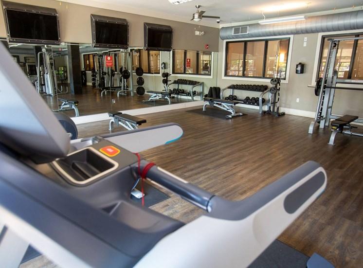 Walton Westside Apartment Homes Fitness Center