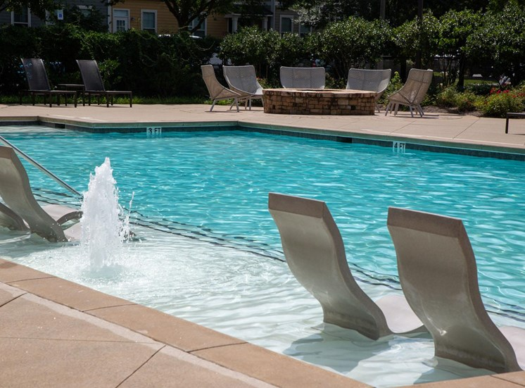 Woodstock West by Walton Apartment Homes  Swimming Pool