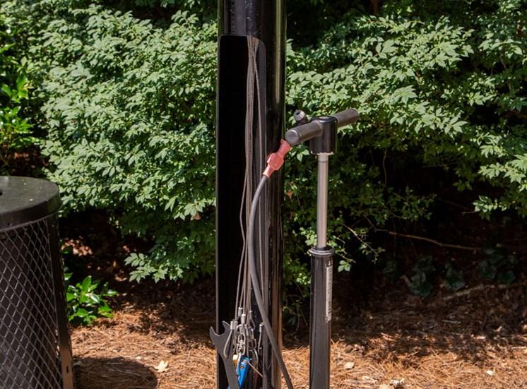 Walton at Columns Dr, East Cobb Marietta Bike Repair Station