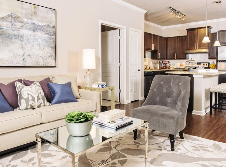 Woodstock West by Walton Model Apartment