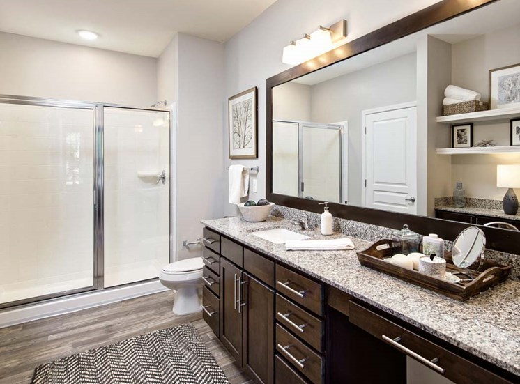 Woodstock West by Walton Model Bathroom