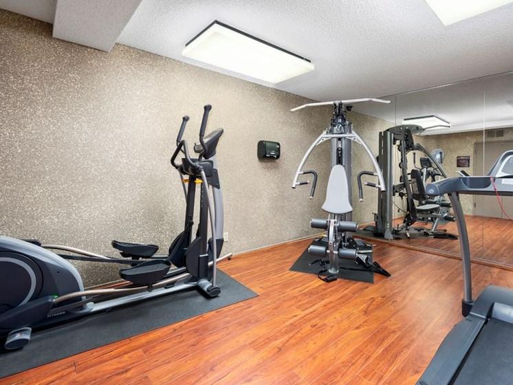 Woodland Trio Fitness Center
