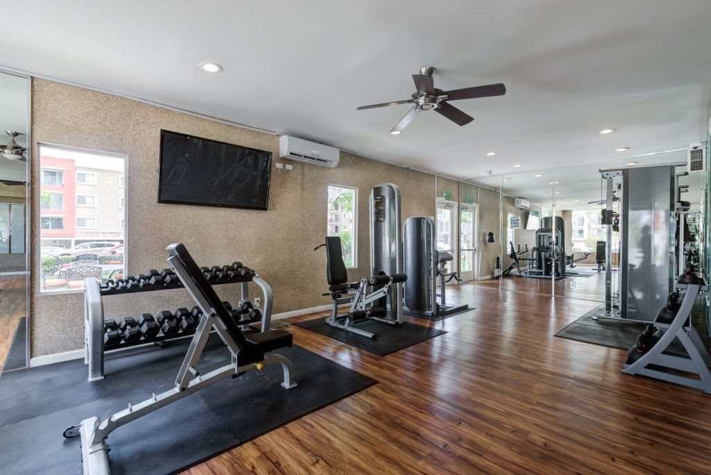 Gym for Residents at The Reserve