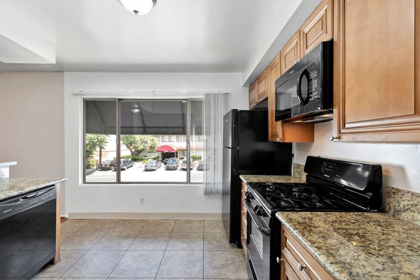 Valley Village Apartments Counter-tops