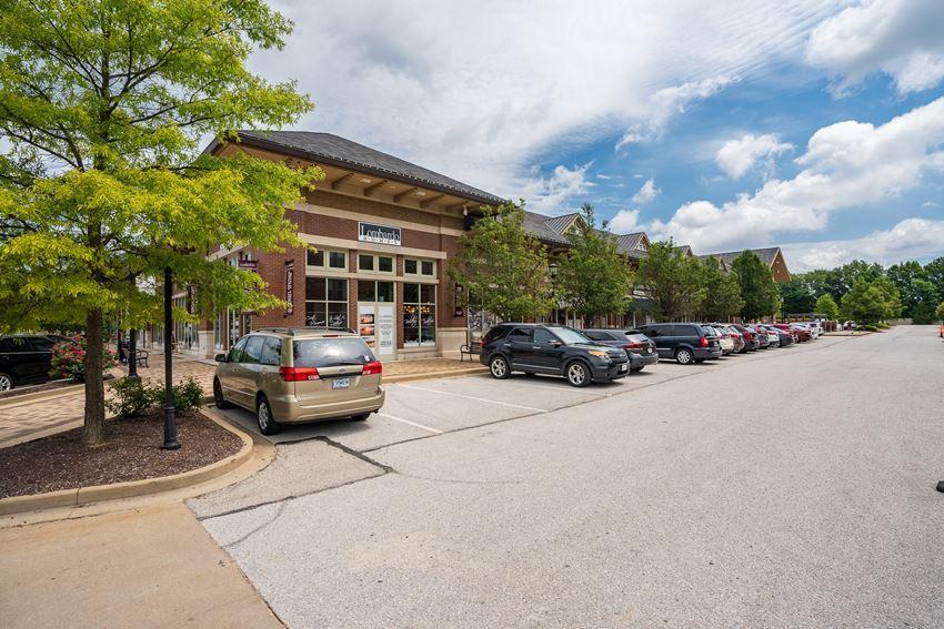 The Meadows Shopping Center Near Synergy Apartments