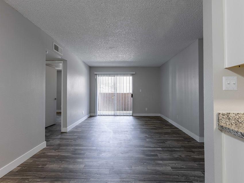 Living Room at Haven on Thomas in Phoenix AZ April 2021