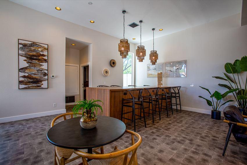Work Area at Bear Canyon Apartments in Tucson Arizona 2021