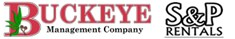 Buckeye Management Company & S and P Rentals Logo 1