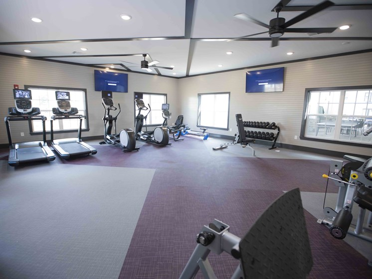 Fitness Center Tapestry Northridge