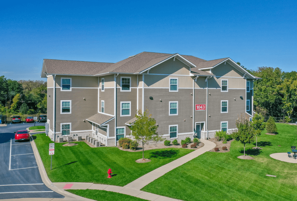 Student Apartments in Edwardsville