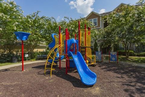 Playground set for children