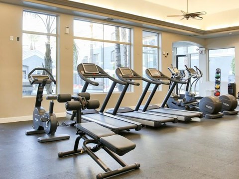 The Highland Apartments Phoenix Fitness Center